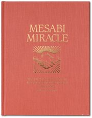 Mesabi Miracle - Book